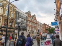 ロンドンの街並みの写真